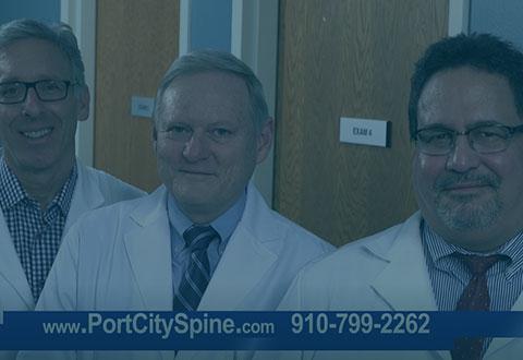 port city spine